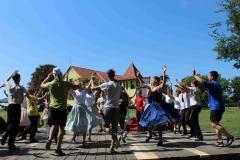 Mátyásnak tüköre (tánctábor Borsihalmon)